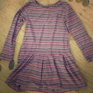 Long sleeve Tea Collection dress